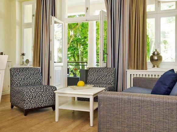 Luxus Ferienwohnung Usedom 4 Personen Heringsdorf 80 Qm